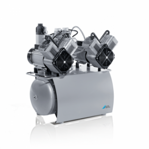 Dürr Dental Duo Tandem compressor