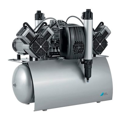 Dürr Dental Quattro Tandem compressor